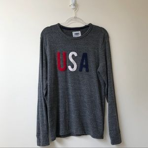 Old Navy USA Crew Neck Pullover Top